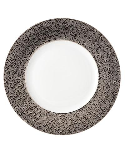 Ecume Platinum Charger Plate