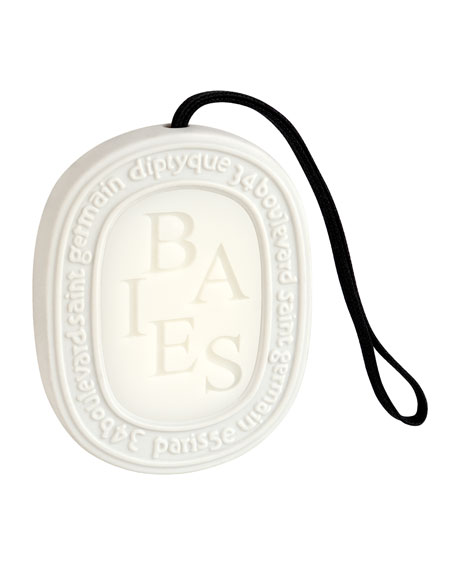 Diptyque Baies / Berries Scented Oval