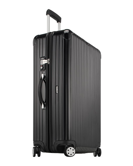 "Salsa Deluxe Black 32"" Multiwheel Luggage"