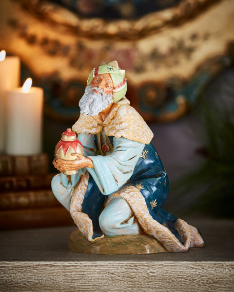 King Gaspar Nativity Figurine