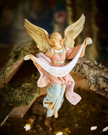 Fontanini Gloria Angel Nativity Figurine