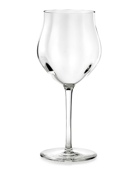 Saint Louis Crystal Twist 1586 Young Wine Glass
