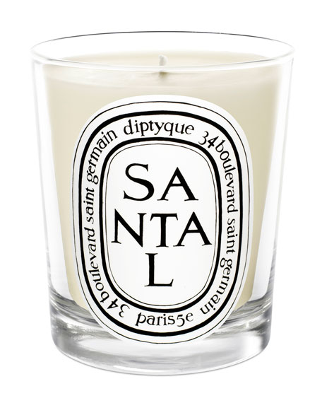 Diptyque Santal Scented Candle