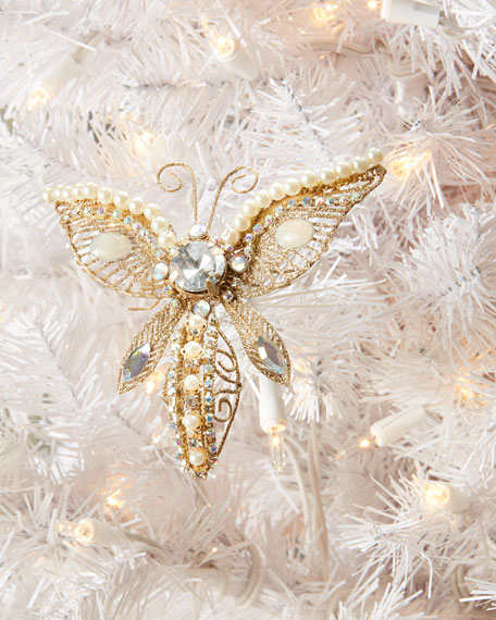 Katherine's Collection Royal Queen Bee Clip Ornament