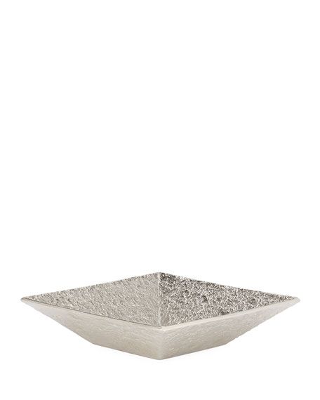 Michael Aram Block Square Serving Bowl