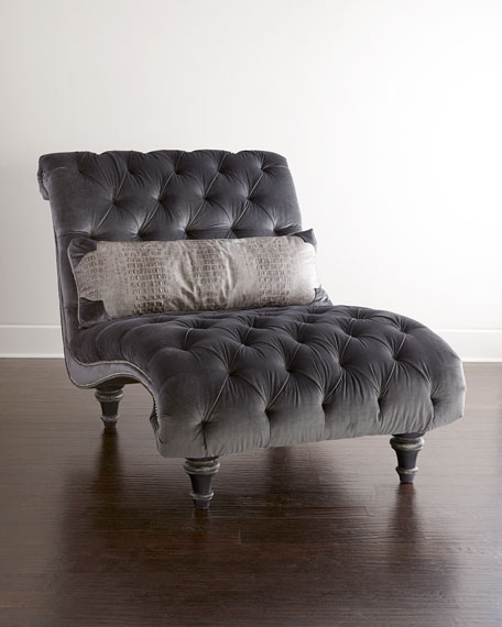 Image 1 of 4: Old Hickory Tannery Battista Chaise