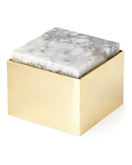 ANNA New York Scatola Medium Metal Box