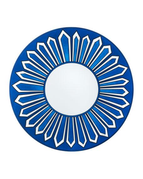 Hermès Bleus d'Ailleurs Dinner Plate
