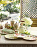Image 2 of 5: Morning Glory Serving Platter