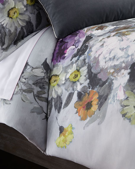 Designers Guild Caprifoglio Argento Bedding & Matching Items