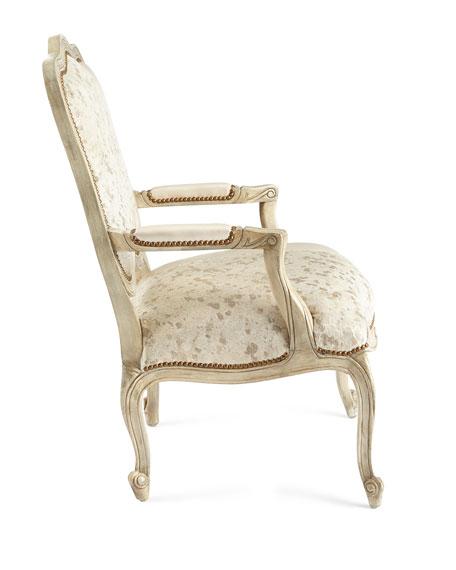 Massoud Luxe Bergere Chair