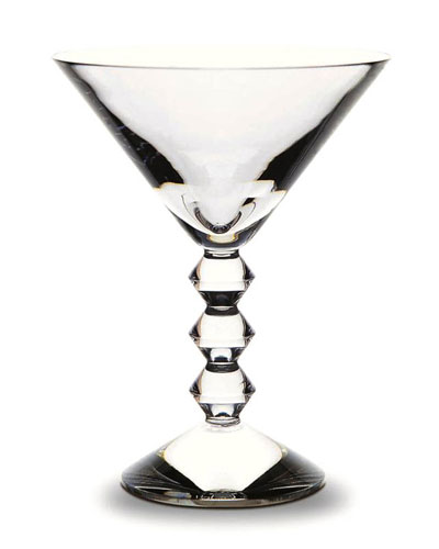 Vega Clear Martini Glass