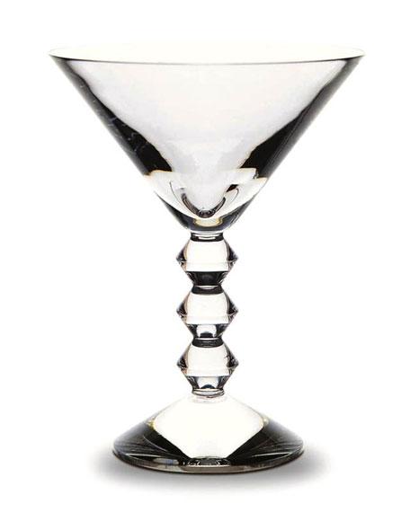 Vega Clear Martini Glass