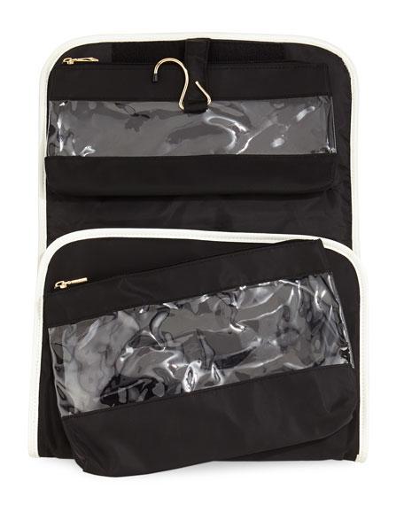 Fold-Out Valet Travel Bag