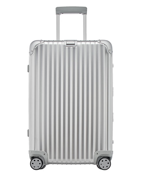 "Topas Silver 26"" Multiwheel Luggage"