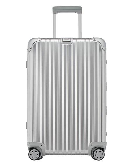 "Topas Silver 26"" Multiwheel Luggage"