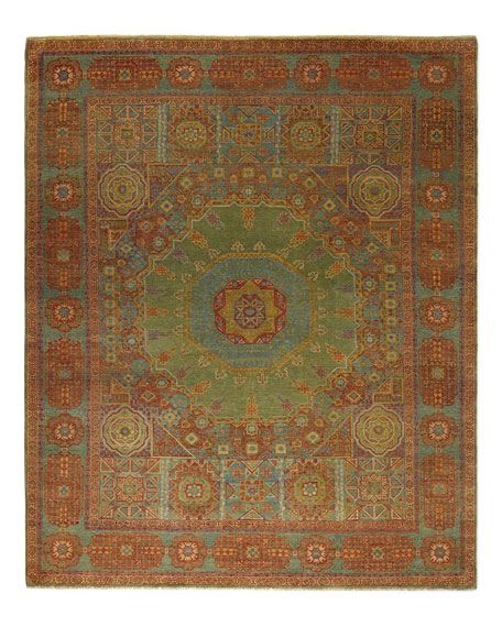 Exquisite Rugs Gina Rug,  9' x 12'