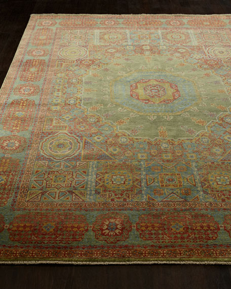 Exquisite Rugs Gina Rug, 6' x 9'