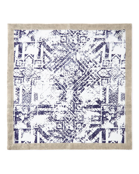 Kim Seybert Distressed Napkin