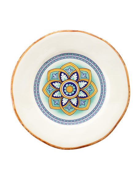Geometrico Salad Plates, Set of 4