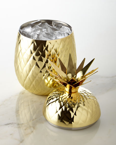 Godinger Pineapple Ice Bucket