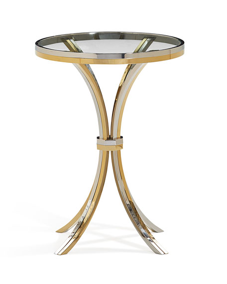Interlude Home Cain Side Table