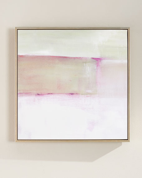 John-Richard Collection Couture No. 1 Square Giclee on Canvas Wall Art