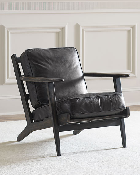 Landon Leather Chair