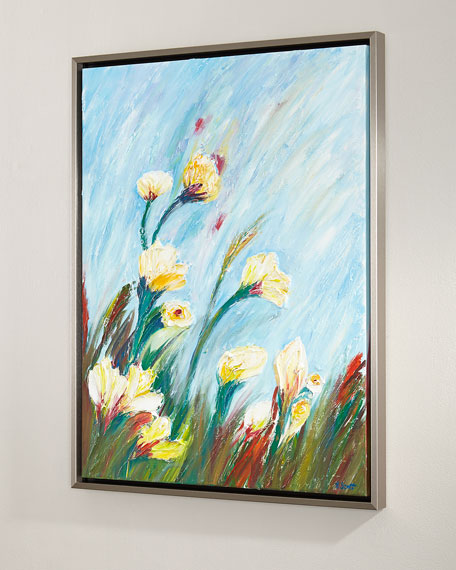 """Petal Bloom"" Original Painting"