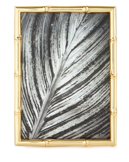 """AERIN """"Mayotte Bamboo"""" Picture Frame, 5"""" x 7"""""""