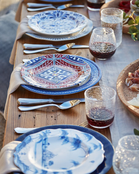 Juliska Le Panier White/Delft Blue Side Plate