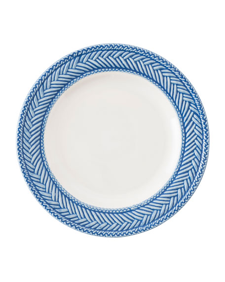 Juliska Le Panier White/Delft Blue Side Plate