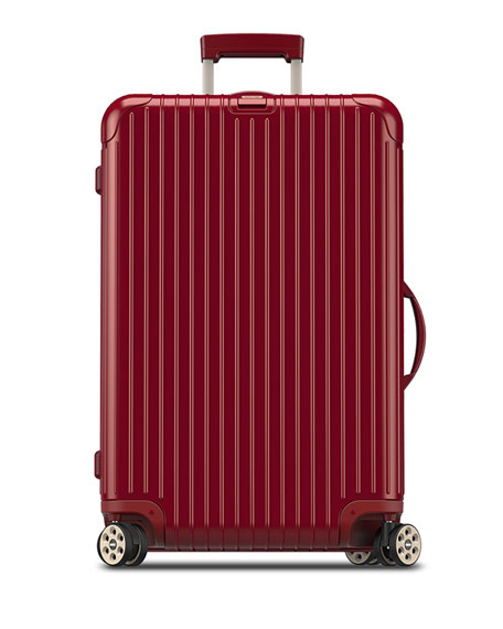 """Salsa Deluxe Electronic Tag Red 29"""" Multiwheel"""