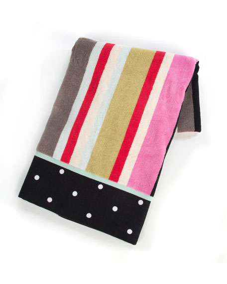 Chelsea Stripe Bath Sheet