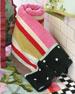 Chelsea Stripe Bath Sheet