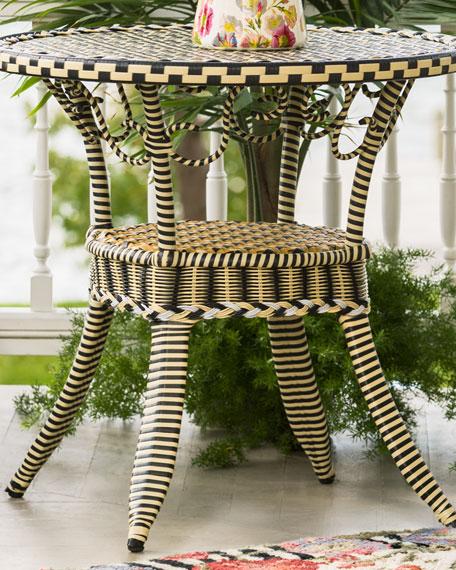 Courtyard Outdoor Cafe Table
