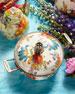 MacKenzie-Childs Flower Market 5-Quart Lidded Casserole