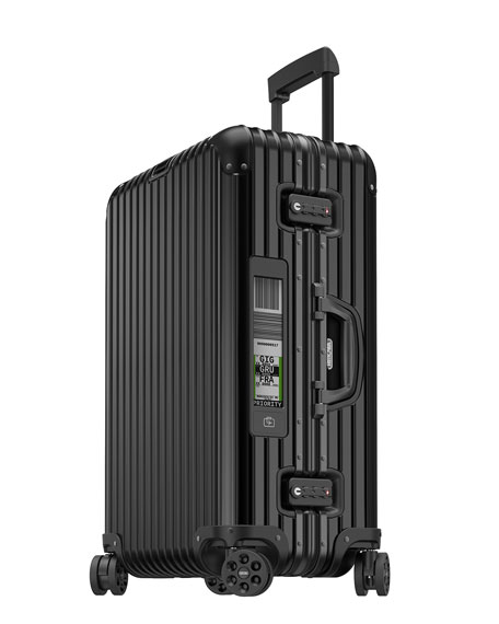 "Topas Stealth 26"" E-Tag Multiwheel Spinner Luggage"