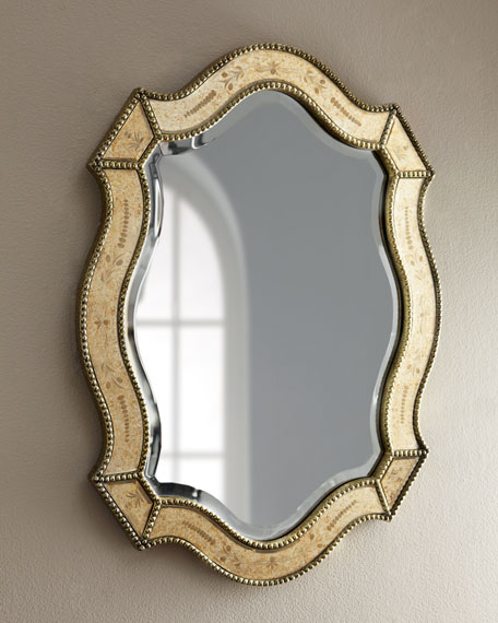 Felicie Oval Mirror