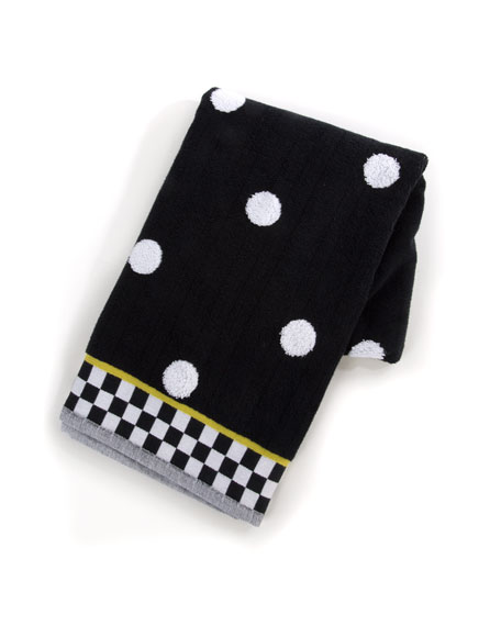 Dotty Bath Towel