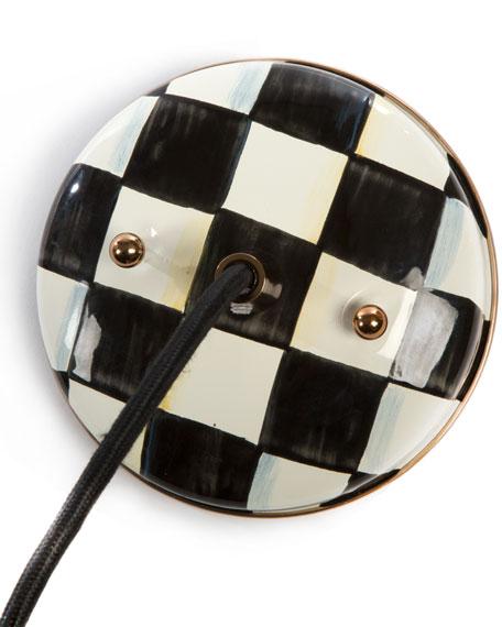 Black Mini Pendant Light