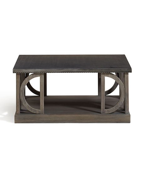 Leonie Square Coffee Table
