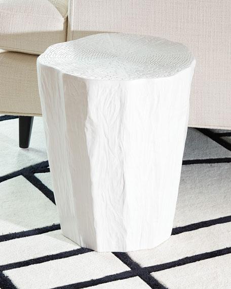 Global Views Javi Trunk Stool/Side Table