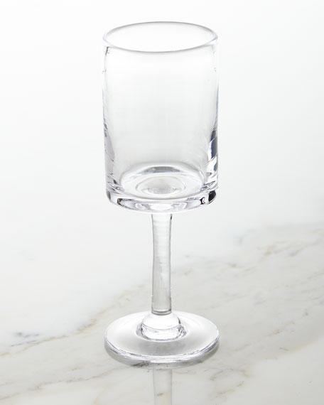 Simon Pearce Ascutney White Wine Glass