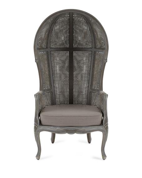 Barnett Balloon Chair and Ottoman