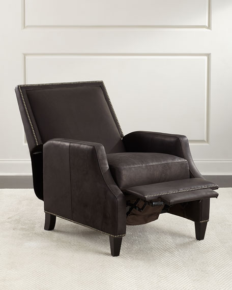 Fallon Leather Recliner