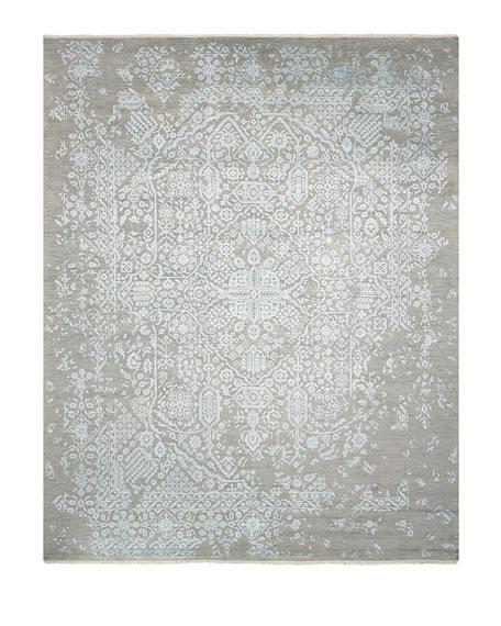Kathleen Marie New York Lance Rug, 8' x 10'