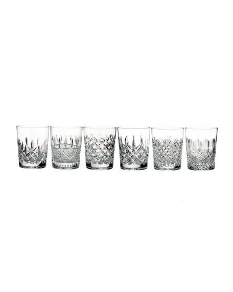 Set of 6 Connoisseur Heritage Double Old-Fashioneds