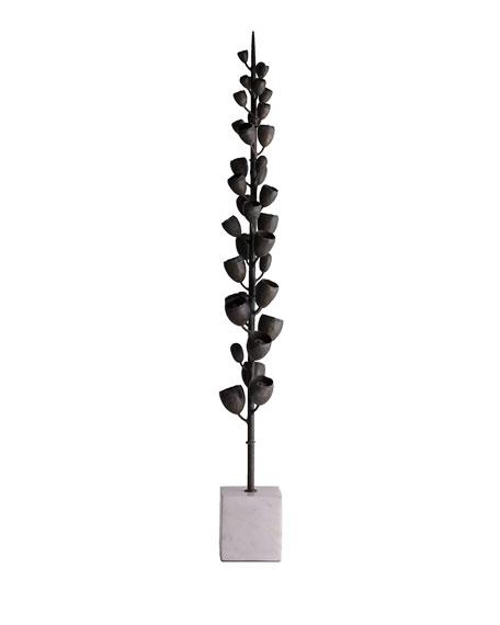 Michael Aram Limited-Edition Eucalyptus Pod Sculpture