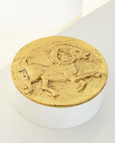 Zodiac Box, Aries
